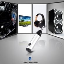 Wireless Bluetooth Car Kit Hands free 3.5mm Jack Bluetooth