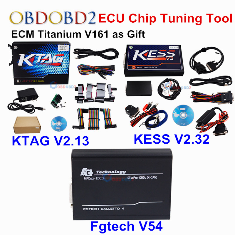 Цена за Без маркеров llimited V2.32 KESS V2 OBD2 менеджер Тюнинг Комплект KESS V4.036 + KTAG V2.13 FW V6.070 K-TAG k тег ЭБУ программист + BDM Рамка