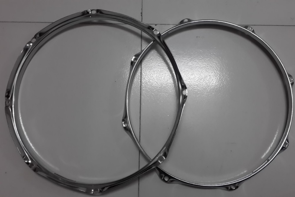 whole sale snare rim snare lug drum regulator 13 inch double tone afanti music snare drum sna 1236