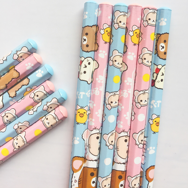 Strong-Willed 1x Kawaii Large Rilakkuma Rabbit Soft Pvc Head Paper Clip Bookmarks Marker Of Page Student Stationery School Office Supply Gift Office & School Supplies