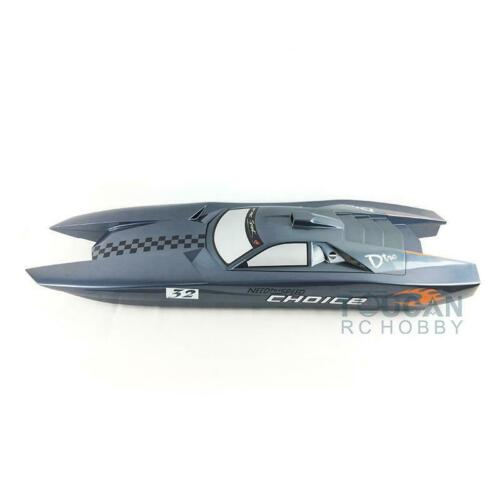 E53 Lamborghini Reventon Fiber Glass Electric Racing RC <font><b>Boat</b></font> <font><b>Model</b></font> KIT <font><b>Hull</b></font> Only TH13494 image