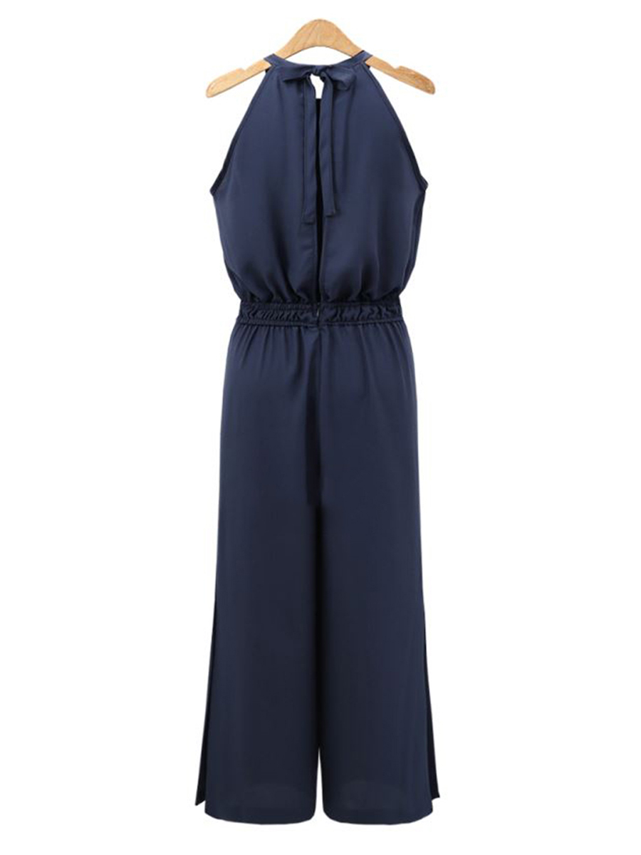 TUHAO Plus Size 4XL Loose Female Clothing Sleeveless Jumpsuits Women 2018 Summer Autumn Streetwear Female Jumpsuit Pants T1193