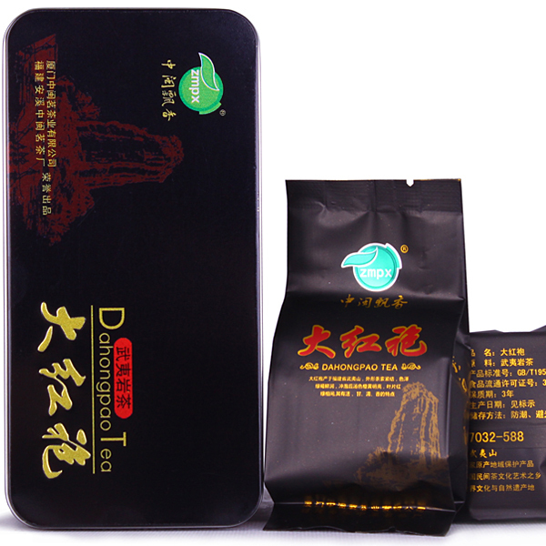 8PCS 62g,Clovershrub Tea Oolong Tea Wuyi Premium Quality Da Hong Pao,China's Health Care Dahongpao,Slimming,Free Shipping