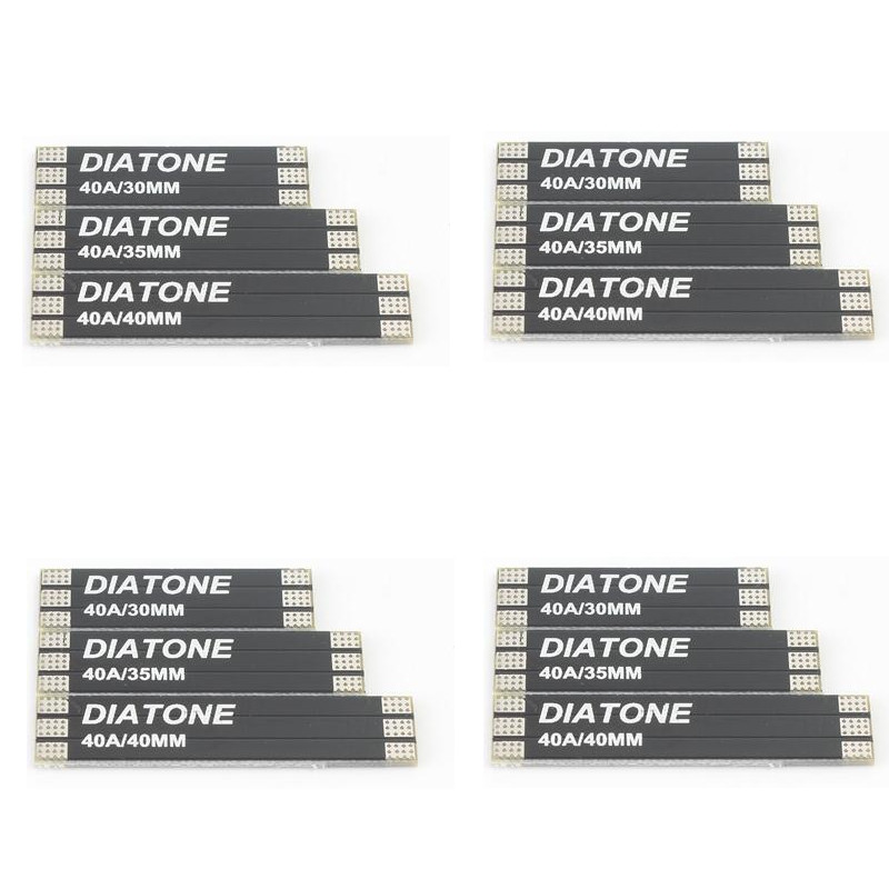 12 PCS Diatone 40A Brushless Motor 30mm 35mm 40mm Wire Extension Plate For RC Drone FPV Racing Multi Rotor