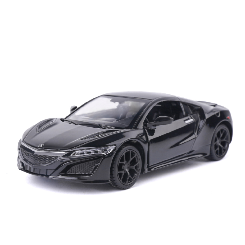 132 Honda Acura NSX Alloy Car Model Simulation Metal Back Children Sports Toys In Diecasts Toy Vehicles From Hobbies On