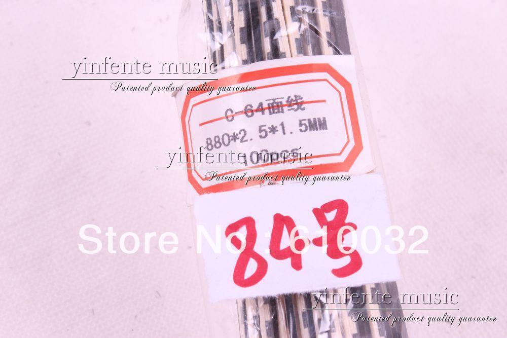 50 pásek luthierův tvarovaný hledá vazba 84 # Míry 880mmX2.5mmX1.5mm