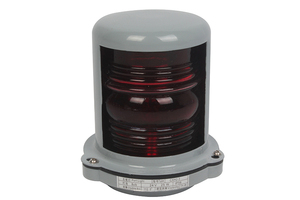 Image 5 - 25W 24V Marine Boat Yacht Navigation Light 225 Degree Masthead Light Red/Green/Warm White