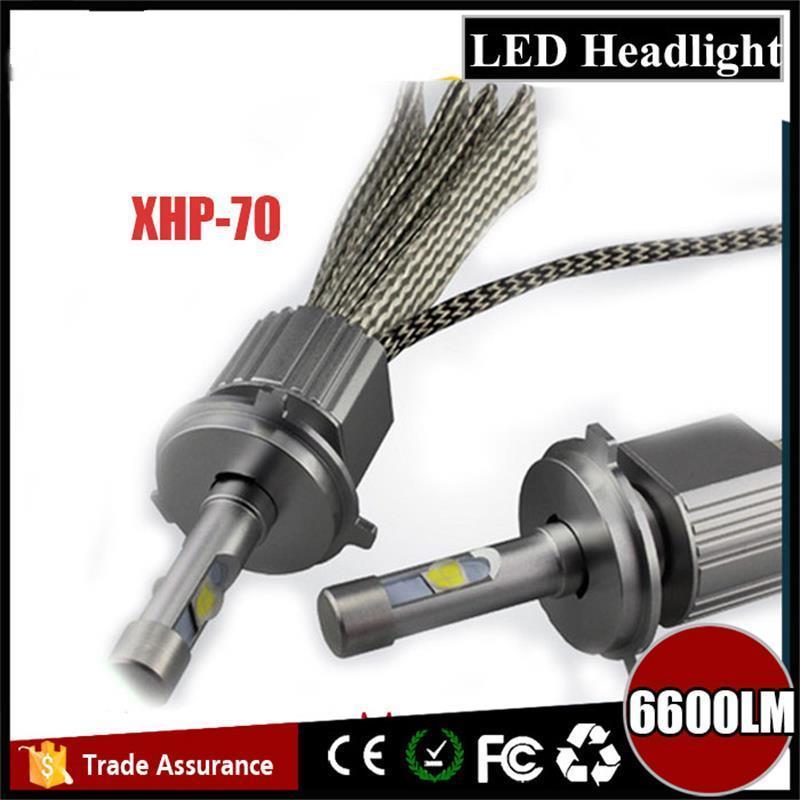 1Set H1 55W/110W EMC XHP70 Chip LED Headlight CAR Kit Bulb H4 H7 H11 9005 9006 4300K USA-xhp70 LED HEADLIGHT BULBS 6000K 8000K1Set H1 55W/110W EMC XHP70 Chip LED Headlight CAR Kit Bulb H4 H7 H11 9005 9006 4300K USA-xhp70 LED HEADLIGHT BULBS 6000K 8000K