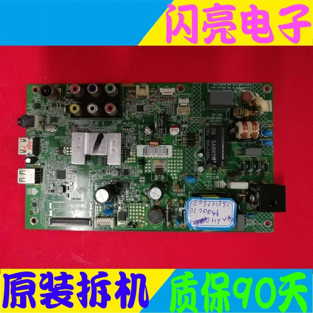 Consumer Electronics Reasonable Main Board Power Board Circuit Logic Board Constant Current Board Led 321100cf Motherboard 35017517 Screen 72000616yt Accessories & Parts