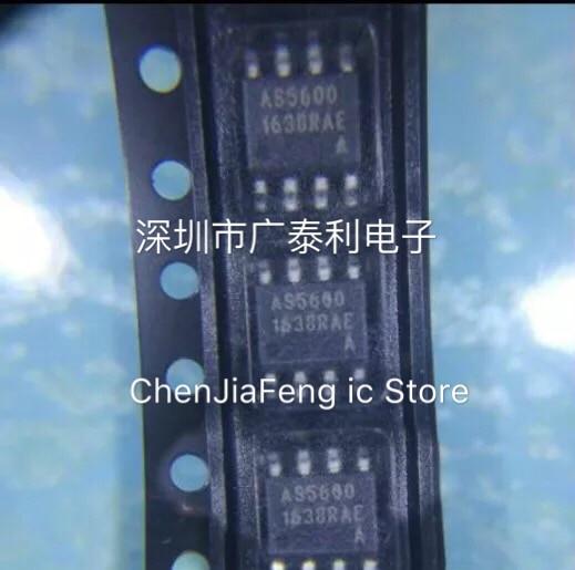 10 шт. ~ 50 шт./лот новые оригинальные AS5600-ASOT AS5600-ASOM AS5600 соп-8 чипов и магнитов.