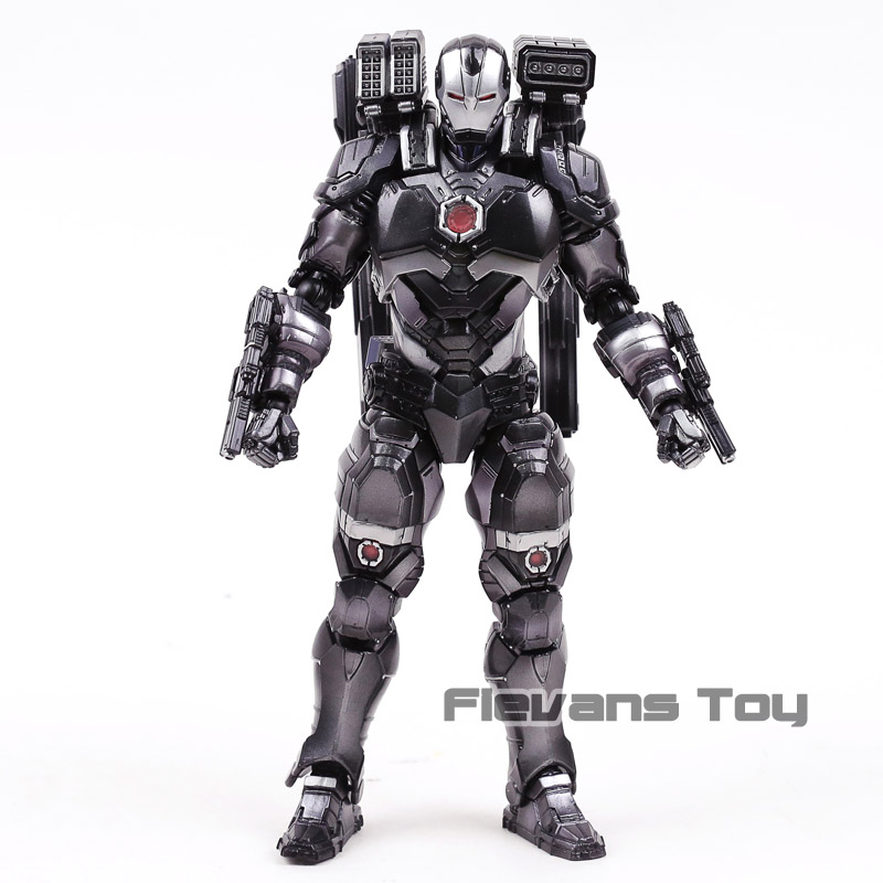 Play Arts Kai Marvel Avengers Infinity War Super Hero Iron Man War Machine PVC Action Figure Collectible Model Toy