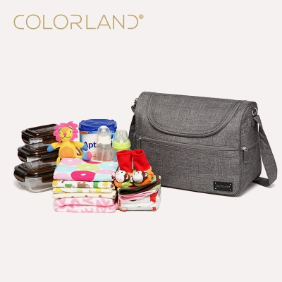 mother bags Large Diaper Bag Organizer Design Nappy Bags For Mom Fashion Mother Maternity Bag Stroller colorland brand baby stroller bag baby for mom diaper bag organizer nappy bags for pram maternity mother bags diaper backpack