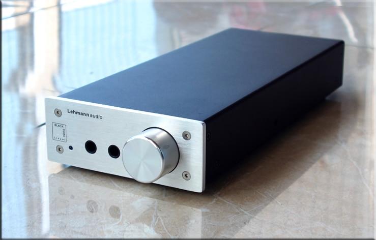 Grand prix copie lehmann schéma de circuit E-01 Audio stéréo casque amplificateur double sortie casque préamplificateur
