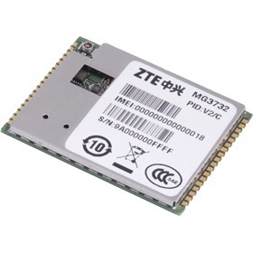 MG3732 ZTE  3G 100% NEW&Original Genuine Distributor UMTS HSPA WCDMA  HSDPA  Cellular Module  stock 1PCS Free Shipping