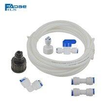 """Water Filter Installatie En Aansluiting Kit Voor Koelkast/Ice Makers/Water Dispenser (Inclusief 6 Meter 1/4 """"/6.35 Mm Diameter Buis)"""