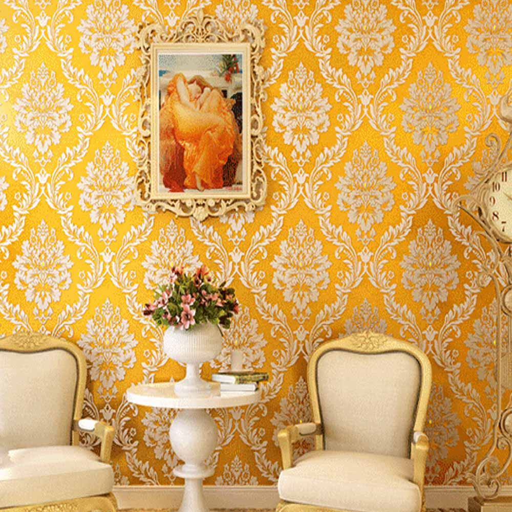 Diamond Wallpaper for Walls 3 d Mural Wallpapers Wall Decor Textile ...
