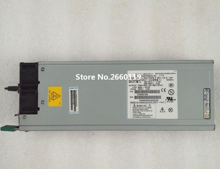 Server power supply for R525 G2 DPS-750PB A 750W fully tested runail лампа ccfl led 18 вт