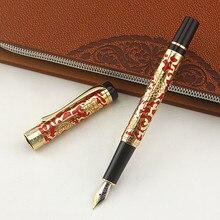 Jinhao Dragon pen Luxury Iraurita fountain pen