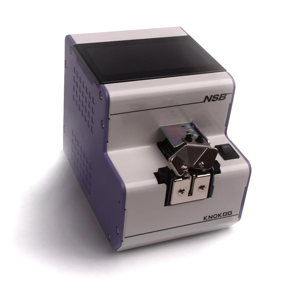 цена на KNOKOO High Quality NSB Series Automatic Screw Feeder NSB-SR10 NSB-SR12 NSB-SR14 NSB-SR17 NSB-SR20 Auto Screw Dispenser