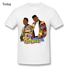 Awesome Male The Fresh Prince Of Bel Air T Shirt Pure Cotton Nice Homme Tee Shirts