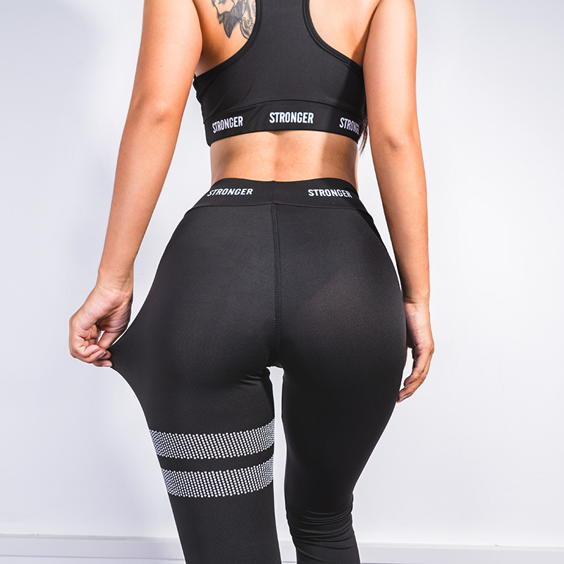 2019 Ladies Yoga Set Health Swimsuit Gymnasium Sportswear Clothes Exercise Garments Operating Health Sports activities Swimsuit Yoga Customs Jogging Girl