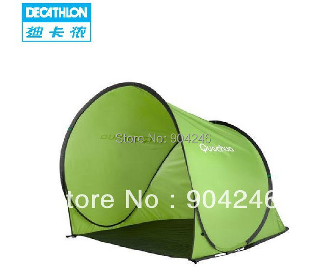 Freeshipping DECATHLON Outdoor awnings quick weatherproof summer sun beach tent awning QUECHUA  sc 1 st  AliExpress.com : decathlon quechua tent - memphite.com