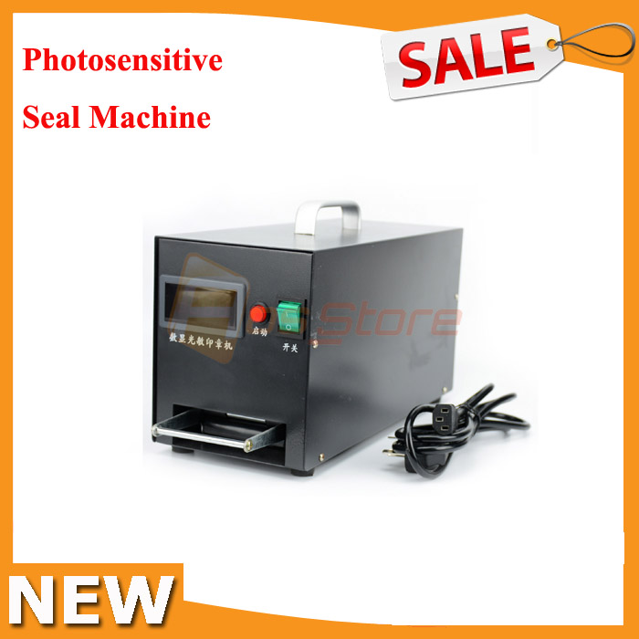 Digital Photosensitive Seal Flash Stamp Machine Selfinking