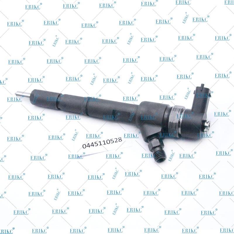 ERIKC Новый Топливная форсунка 0 445 110 528 дизельный двигатель Форсунка 0445110528 (0445 110 528)