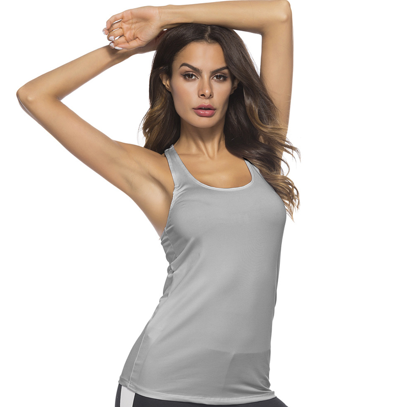Women Yoga Shirts Sleeveless Sport Running Vest Dry Quick Tank Tops for Gym Fitness Shirt Elastic Breathable Top yuerlian new breathable backless yoga vest solid quick drying running gym sport yoga shirt women fitness sleeveless red tank top