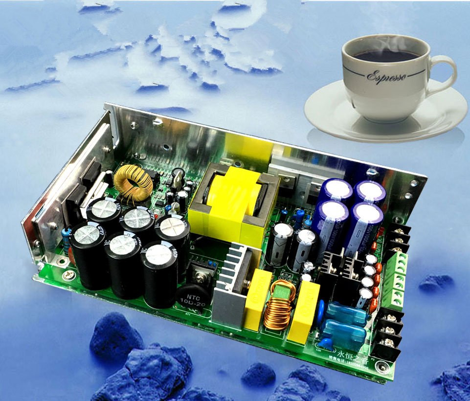 HIFI Professional 1500W switching power supply instead of ring transformer high power, power amplifier power board цена