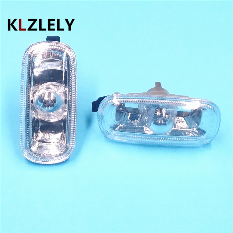 1 SET For Audi A6 C6 2005/06/07/08/09/10/11 Car styling Side Turn Signals Warning Light Remind lamp 8E0 949 127