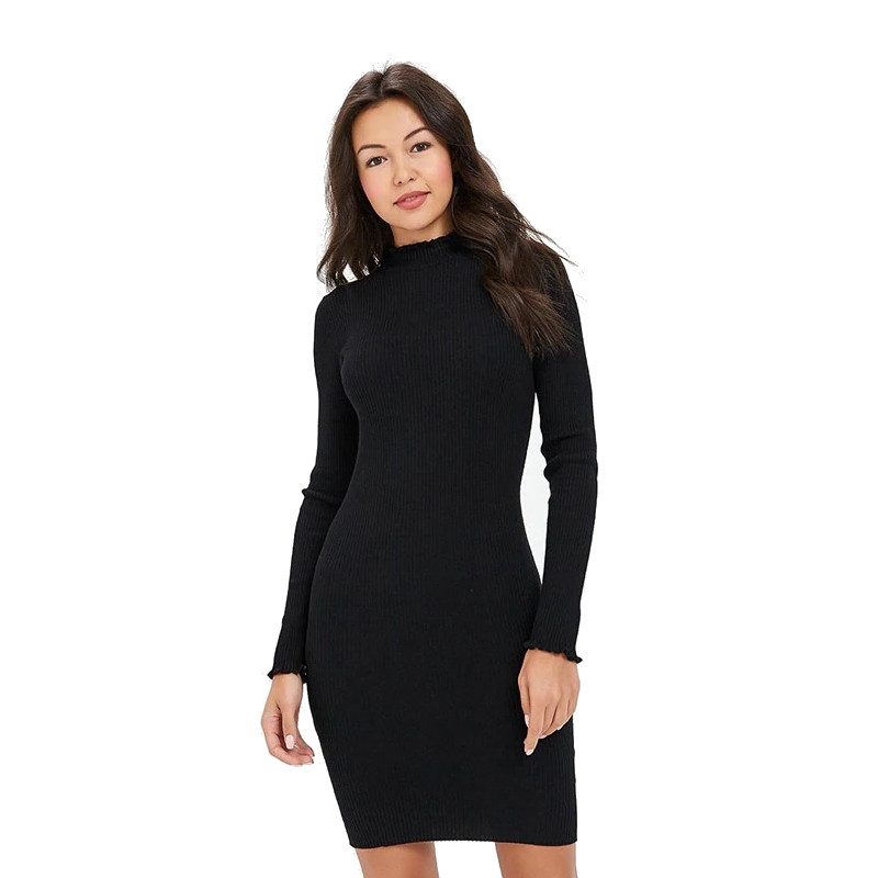 Dresses MODIS M182W00213 dress cotton clothes apparel casual for female for woman TmallFS dresses dress befree for female  half