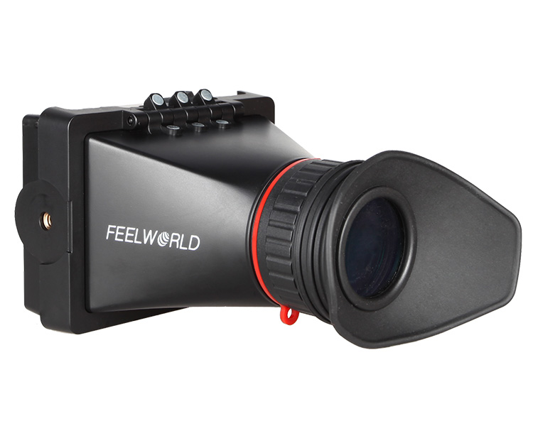 """Free shipping!Feelworld E-350 3.5"""" Electronic View Finder 800*480 HDMI Field Camera Monitor"""
