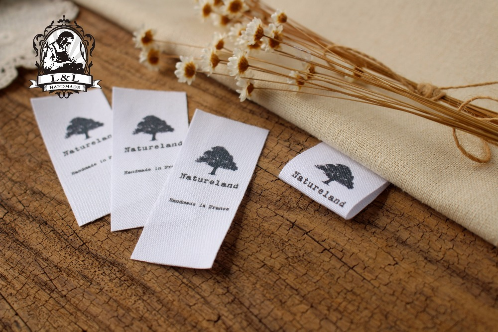 Швейные этикетки на заказ/фирменные этикетки, бирки для одежды на заказ, этикетки из хлопковой ленты, этикетка ручной работы (MD50) custom sewing labels custom sewingclothing brand tags   АлиЭкспресс