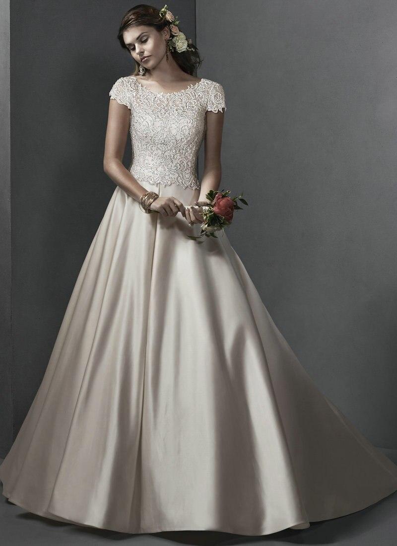 Vestidos de novia para bodas de plata 2015