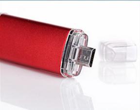 0!Best qualityTop Sale USB OTG 3.0 Flash Drive 8GB 16GB pendrive flash drive USB Stick Android Phone pc external storage