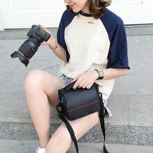 Digital Camera Bag Case Cover For Canon G7X Mark II G9X EOS M10 For Nikon CoolPix B700 B500 P610S P610 P600 P540 P530 P520