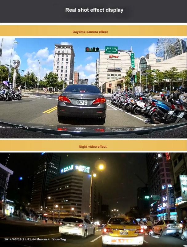 Original Podofo  Mini Car DVR Camera Dashcam Full HD 1080P Video Registrator Recorder G-sensor Night Vision Dash Cam Blackbox6
