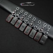 Автомобильный Брелок-чехол для дистанционного ключа чехол держатель Защита для Honda CRV Pilot Accord Civic Fit Freed автостайлинг без ключа