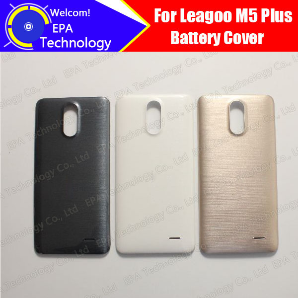 Leagoo <font><b>M5</b></font> плюс батарейного отсека 100% оригинал новый прочный Чехол мобильного телефона для <font><b>M5</b></font> плюс сотовый телефон