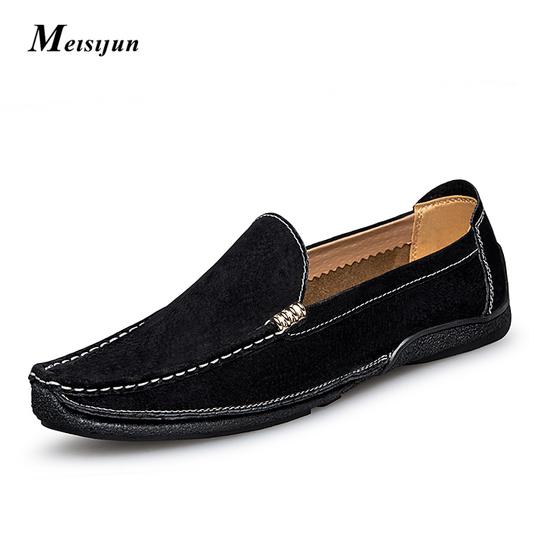 Men's shoes England gentleman driving shoes non-slip leather shoes kfrd 250lw l 0010452039 air conditioning board tested