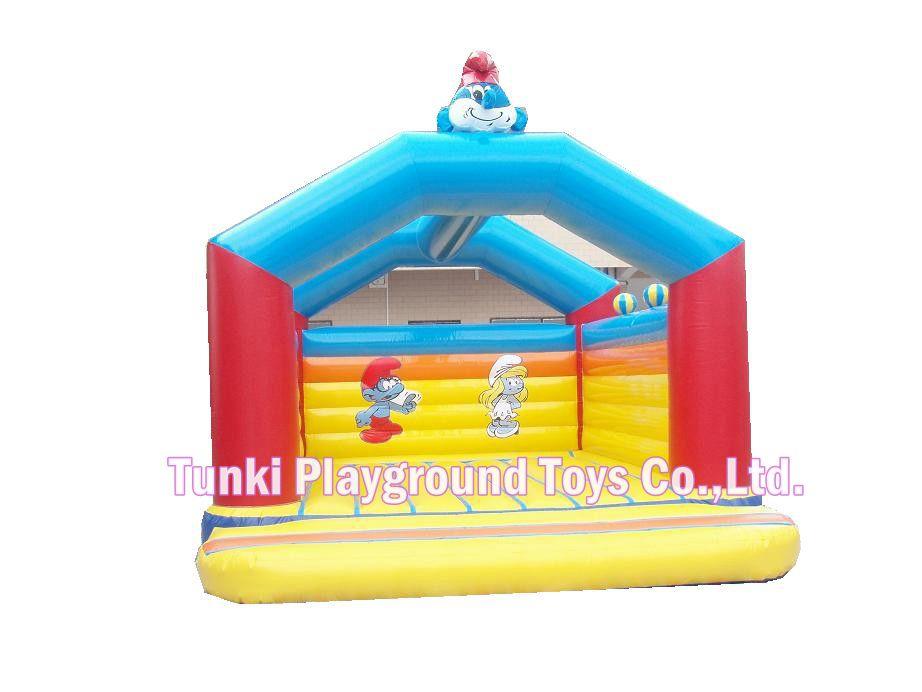 kids font b bouncer b font inflatable jumping castle playing castle inflatable font b bouncer b