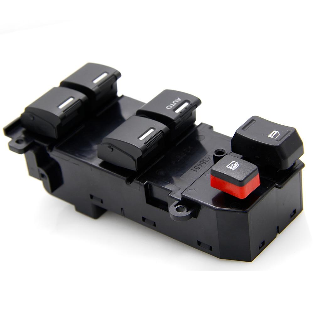 Fit for Honda CR-V 2007-2011 NEW Power Window Switch Electric Control Switch 35750-SWA-K01 35750SWAK01