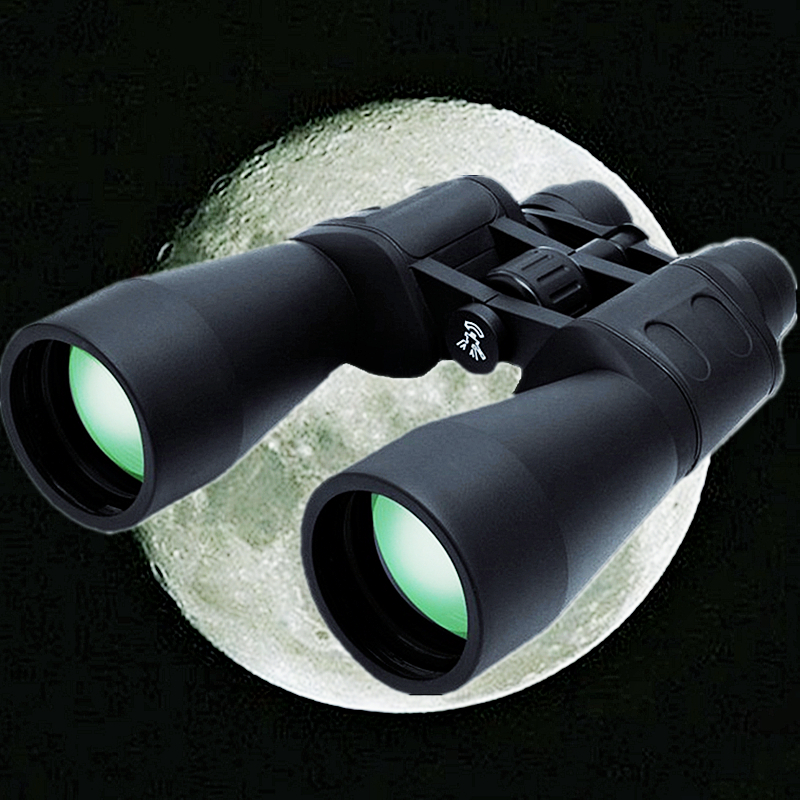 Binoculars Hd Powerful Military High Times Long Zoom 10 380X100 Telescope Lll Night Vision For Hunting