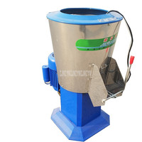 1PC Stainless Steel Commercial Vertical Electric Cake Bread Dough Mixer Dough Kneading Machine 10 15KG/h Flour mixing Machine