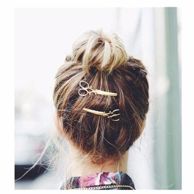 Bridal Hairwear Scissors Hairpins hair band Headbands for Women Wedding Hair Jew