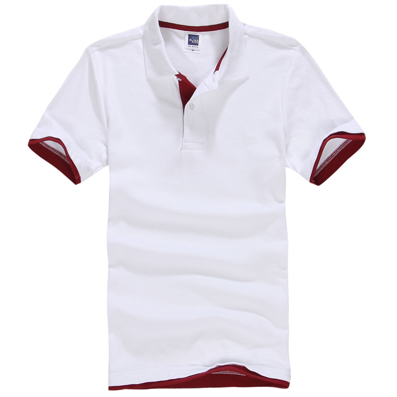 Brand New Men's   Polo   Shirt 2018 High Quality Leisure Men Cotton Short Sleeve shirt Brands jerseys Summer Mens   polo   Shirts 3XL
