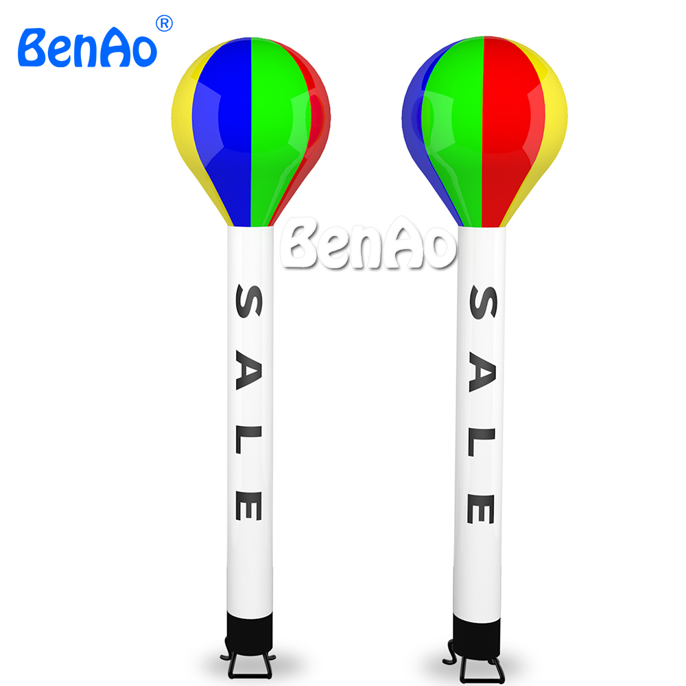 AD072 BENAO Free shipping+blower  Air dancer,  inflatable sky dancer/air balloons/air walker balloons/Wave Sky Air Dancer