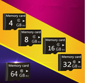 high proformance  MICRO Memory card  USB Micro sd card + Adapter   128MB-64GB TF card BT2