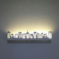 led reading light Modern wall sconce with switch wall bed lamps bathroom mirror light bedroom wall lamp with switch